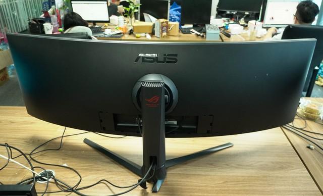 Trải nghiệm màn hình gaming Asus ROG Strix XG49V: Chơi trò gì cũng như đang hack map - Ảnh 4.