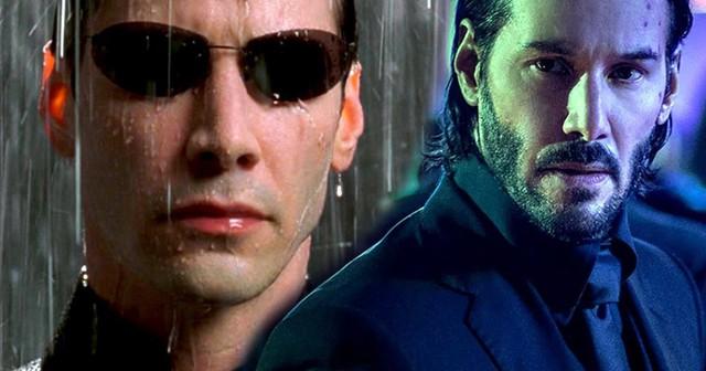 Đại chiến Marvel và DC chuẩn bị diễn ra khi 2 ông lớn đều tranh giành ngôi sao John Wich Keanu Reeves - Ảnh 1.