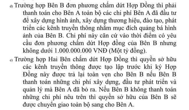 Thì ra đây là cơ sở để GTV tự tin khẳng định Chim Sẻ Đi Nắng sẽ phải chi tối thiểu 20 tỷ VND tiền đền bù hợp đồng - Ảnh 3.