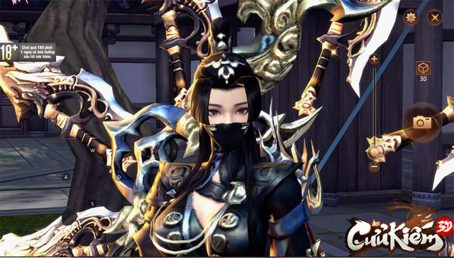 Lọt vào mắt xanh của cả Tencent lẫn SohaGame, đồ họa của Cửu Kiếm 3D khủng đến mức nào? - Ảnh 13.