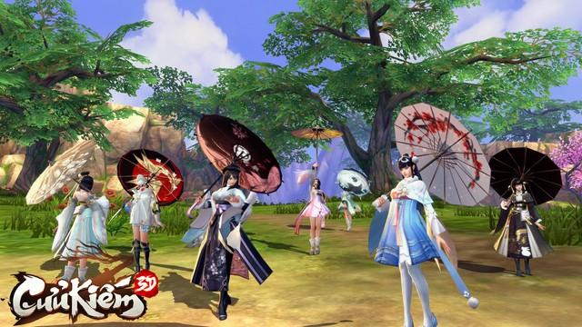 Lọt vào mắt xanh của cả Tencent lẫn SohaGame, đồ họa của Cửu Kiếm 3D khủng đến mức nào? - Ảnh 3.