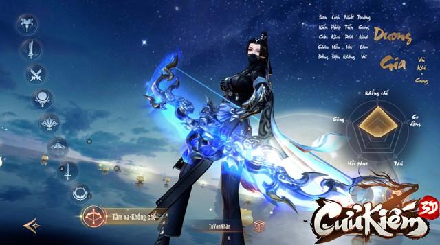 Lọt vào mắt xanh của cả Tencent lẫn SohaGame, đồ họa của Cửu Kiếm 3D khủng đến mức nào? - Ảnh 16.