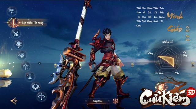 Lọt vào mắt xanh của cả Tencent lẫn SohaGame, đồ họa của Cửu Kiếm 3D khủng đến mức nào? - Ảnh 18.