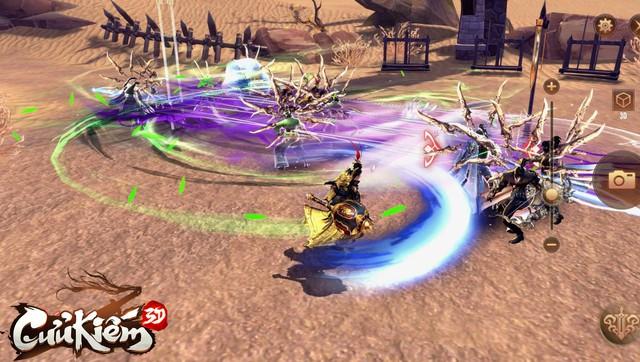 Lọt vào mắt xanh của cả Tencent lẫn SohaGame, đồ họa của Cửu Kiếm 3D khủng đến mức nào? - Ảnh 26.