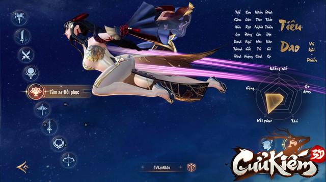 Lọt vào mắt xanh của cả Tencent lẫn SohaGame, đồ họa của Cửu Kiếm 3D khủng đến mức nào? - Ảnh 20.