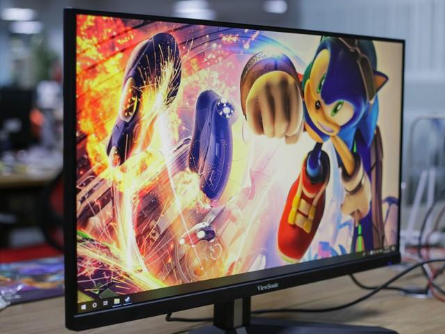 Trải nghiệm Viewsonic VX2758-P-MHD: Màn hình chơi game to, nhanh mà giá lại vừa phải chỉ 7 triệu đồng - Ảnh 13.