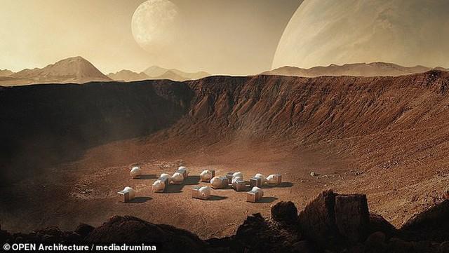 Đây sẽ là cách con người tồn tại trên sao Hỏa: ăn thịt nhân tạo, trồng rau trong hầm và... nhai côn trùng sống qua ngày - Ảnh 3.