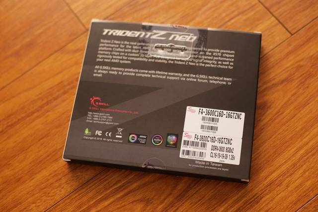 Đánh giá G-Skill TridentZ Neo: Cặp RAM tuyệt đỉnh cho game thủ mê đội đỏ AMD - Ảnh 2.