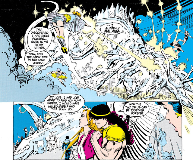 Cha của các loài quái vật: Typhoeus trong vũ trụ DC mạnh đến mức nào? - Ảnh 5.