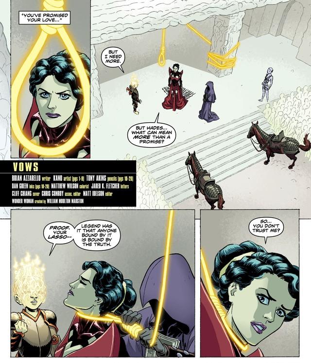 Bỏ cung sang súng, khẩu súng lục của thần tình yêu Eros trong vũ trụ DC đáng sợ thế nào? - Ảnh 6.