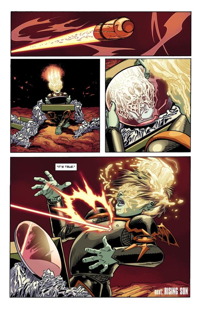 Bỏ cung sang súng, khẩu súng lục của thần tình yêu Eros trong vũ trụ DC đáng sợ thế nào? - Ảnh 4.