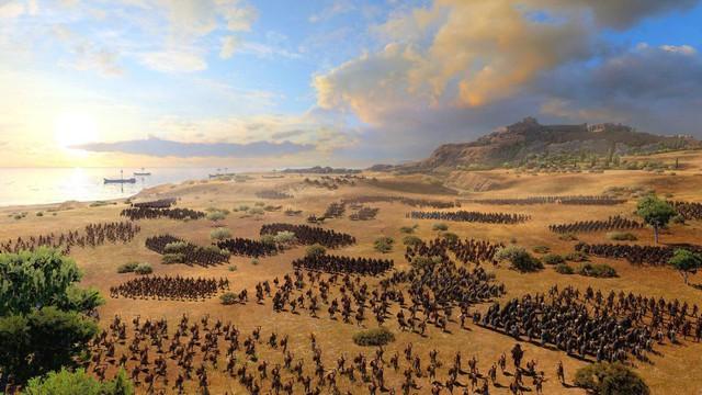 Những điều cần biết về Total War Saga: Troy, siêu phẩm game chiến thuật thời Hy Lạp cổ đại (P2) - Ảnh 2.