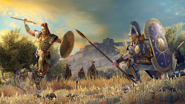 Những điều cần biết về Total War Saga: Troy, siêu phẩm game chiến thuật thời Hy Lạp cổ đại (P2) - Ảnh 4.