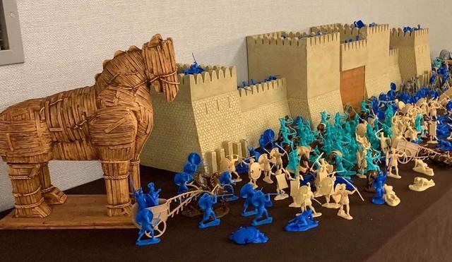 Những điều cần biết về Total War Saga: Troy, siêu phẩm game chiến thuật thời Hy Lạp cổ đại (P2) - Ảnh 3.