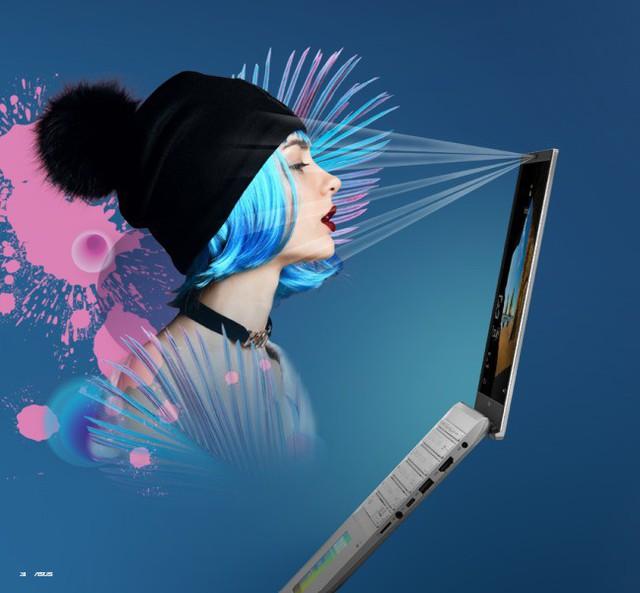 Asus giới thiệu mẫu laptop VivoBook S14/S15 cấu hình mạnh mẽ, vỏ kim loại với giá khá thơm từ 19 triệu đồng - Ảnh 6.