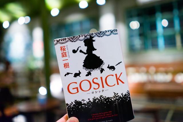 Light novel trinh thám Gosick chính thức phát hành tại Việt Nam, ra mắt ngay đầu tuần sau! - Ảnh 3.