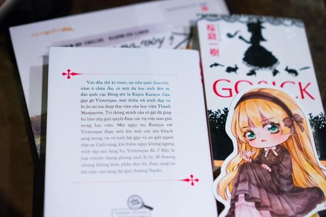 Light novel trinh thám Gosick chính thức phát hành tại Việt Nam, ra mắt ngay đầu tuần sau! - Ảnh 4.