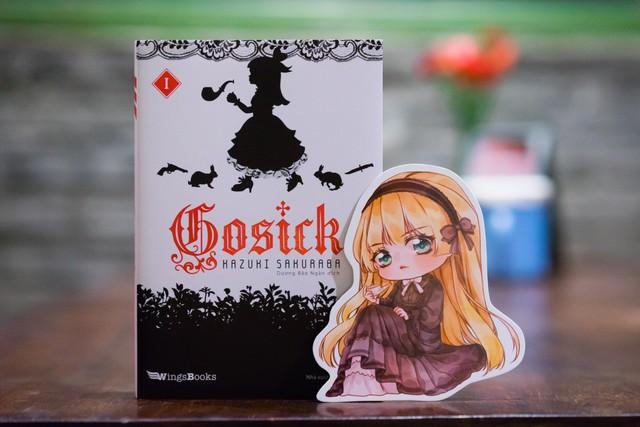 Light novel trinh thám Gosick chính thức phát hành tại Việt Nam, ra mắt ngay đầu tuần sau! - Ảnh 7.
