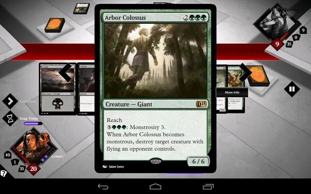 Những tựa game mang phong cách đấu bài ma thuật siêu hay trên Mobile (P.1) - Ảnh 2.