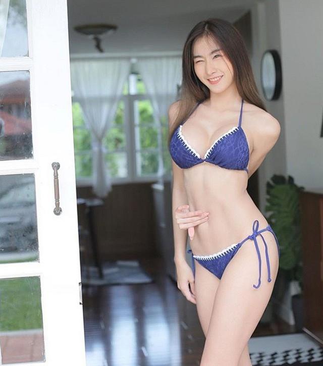 Gục ngã trước vòng một nảy nở của cô nàng hot girl thể thao nóng nhất Đông Nam á - Ảnh 3.