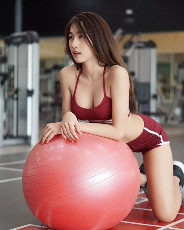 Gục ngã trước vòng một nảy nở của cô nàng hot girl thể thao nóng nhất Đông Nam á - Ảnh 5.