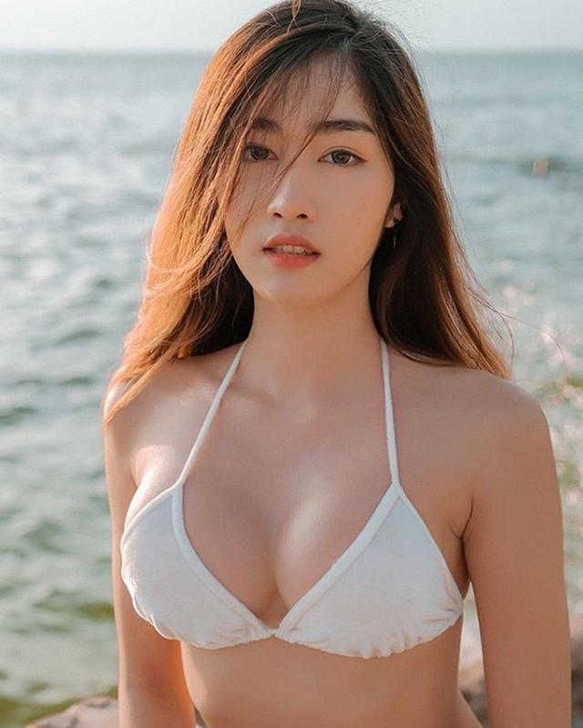 Gục ngã trước vòng một nảy nở của cô nàng hot girl thể thao nóng nhất Đông Nam á - Ảnh 12.