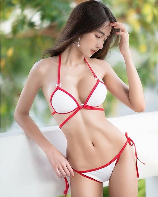 Gục ngã trước vòng một nảy nở của cô nàng hot girl thể thao nóng nhất Đông Nam á - Ảnh 14.