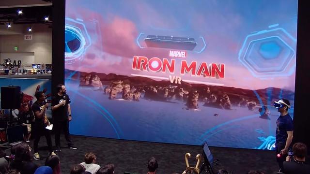 Lộ diện gameplay hấp dẫn của bom tấn siêu anh hùng Marvels Iron Man - Ảnh 2.