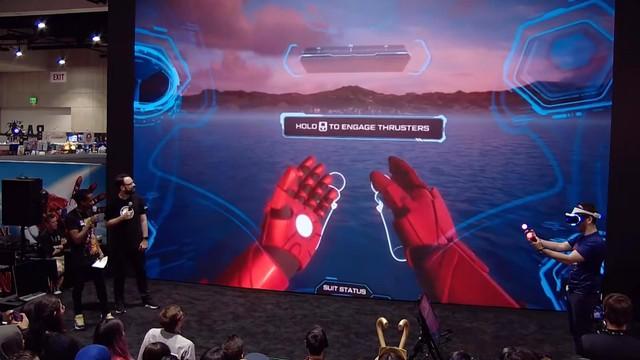 Lộ diện gameplay hấp dẫn của bom tấn siêu anh hùng Marvels Iron Man - Ảnh 3.