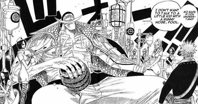 One Piece: Có thể 1 thành viên trong băng của Shanks có mối liên hệ đặc biệt với hải tặc Rock? - Ảnh 1.