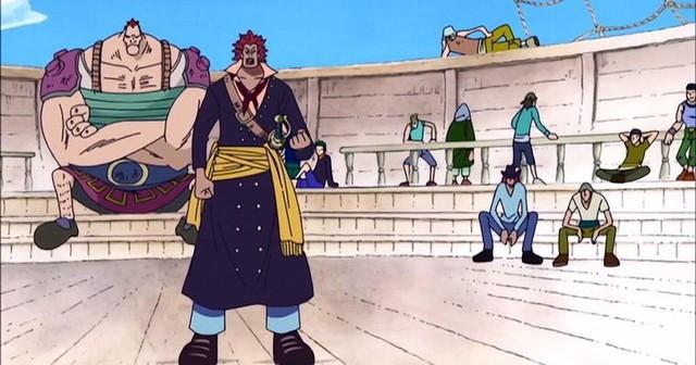 One Piece: Có thể 1 thành viên trong băng của Shanks có mối liên hệ đặc biệt với hải tặc Rock? - Ảnh 3.