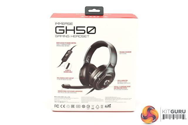 Đánh giá tai nghe MSI Immerse GH50 - Tốt nhưng chưa thực sự hoàn hảo - Ảnh 3.