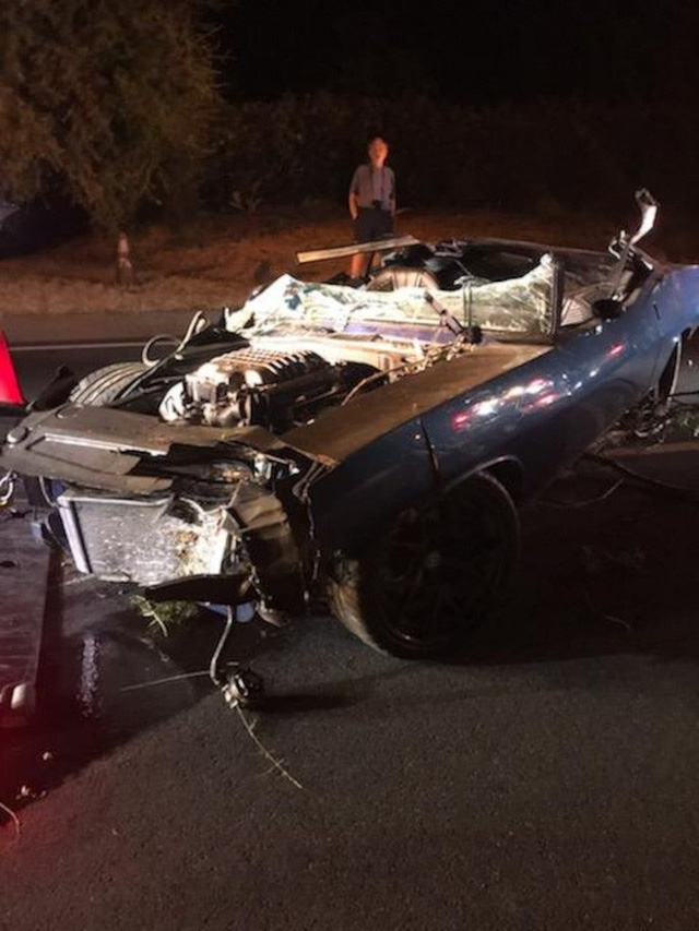 Nam diễn viên Fast & Furious: Hobbs & Shaw gặp tai nạn xe nghiêm trọng - Ảnh 1.