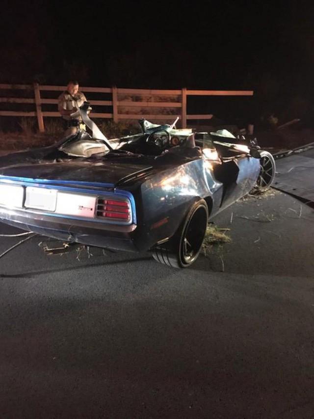 Nam diễn viên Fast & Furious: Hobbs & Shaw gặp tai nạn xe nghiêm trọng - Ảnh 2.