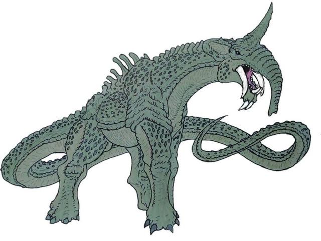 Mokele-Mbembe: Con quái vật hồ Lochness của thế giới MonsterVerse - Ảnh 4.