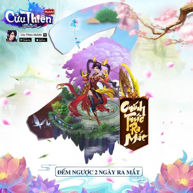 Cửu Thiên Mobile ra mắt trang teaser ấn tượng chốt thời điểm mở cửa tại Việt Nam ngày 3/1 - Ảnh 3.