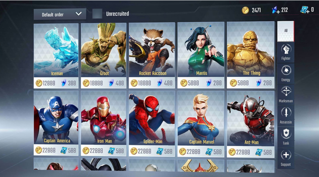 MARVEL Super War gửi tặng hàng chục nghìn vàng, game thủ nhận FREE 10 tướng siêu dễ - Ảnh 1.