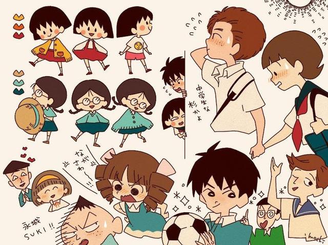 Từ Conan, One Piece tới Dragon Ball đều hóa Shin - Cậu bé bút chì qua bộ fan art vui nhộn - Ảnh 22.