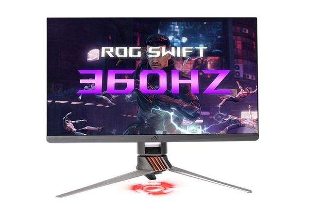 [CES 2020] Nvidia và Asus ra mắt màn hình 360Hz đầu tiên trên thế giới, dành riêng cho game thủ chuyên nghiệp - Ảnh 2.