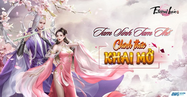 Tam Sinh Tam Thế - Eternal Love M chính thức ra mắt, tặng ngay code khủng - Ảnh 1.