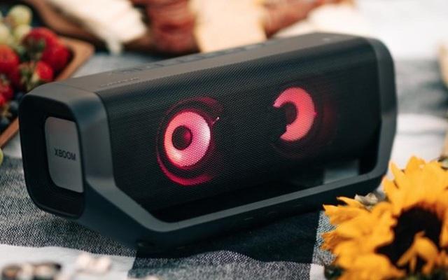 'Nội soi' chất âm Meridian Audio trong loa LG XBOOM Go