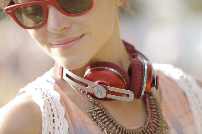 Sennheiser ra mắt dòng tai nghe hướng tới giới trẻ mới Momentum On - Ear