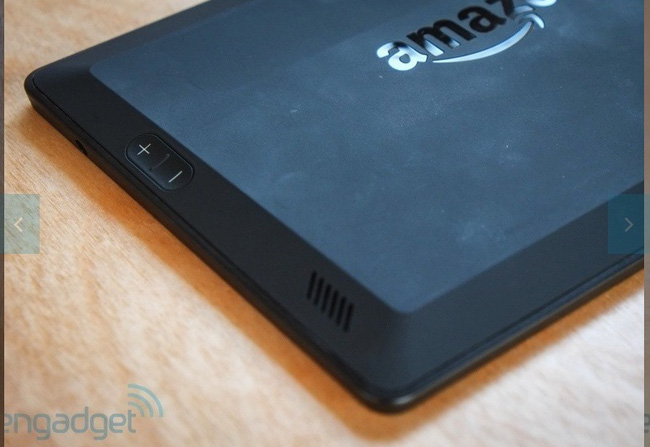 Amazon ra mắt Kindle Fire HD 2013 với thiết kế mới và giá siêu rẻ