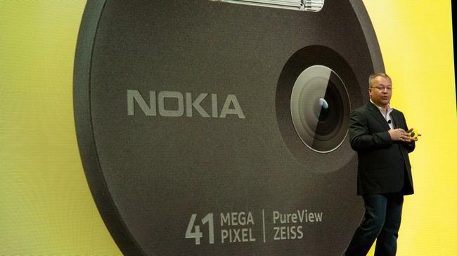 Lumia 1020 chính thức là smartphone cuối cùng mang thương hiệu Nokia