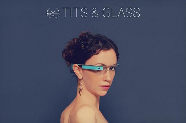 Ứng dụng...khiêu dâm cho Google Glass vừa phát hành đã bị xóa