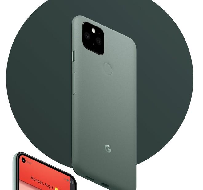 Pixel 5 ra mắt: Snapdragon 765G, camera kép, có kháng nước IP68, giá từ 699 USD - Ảnh 2.