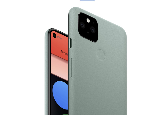 Pixel 5 ra mắt: Snapdragon 765G, camera kép, có kháng nước IP68, giá từ 699 USD - Ảnh 5.