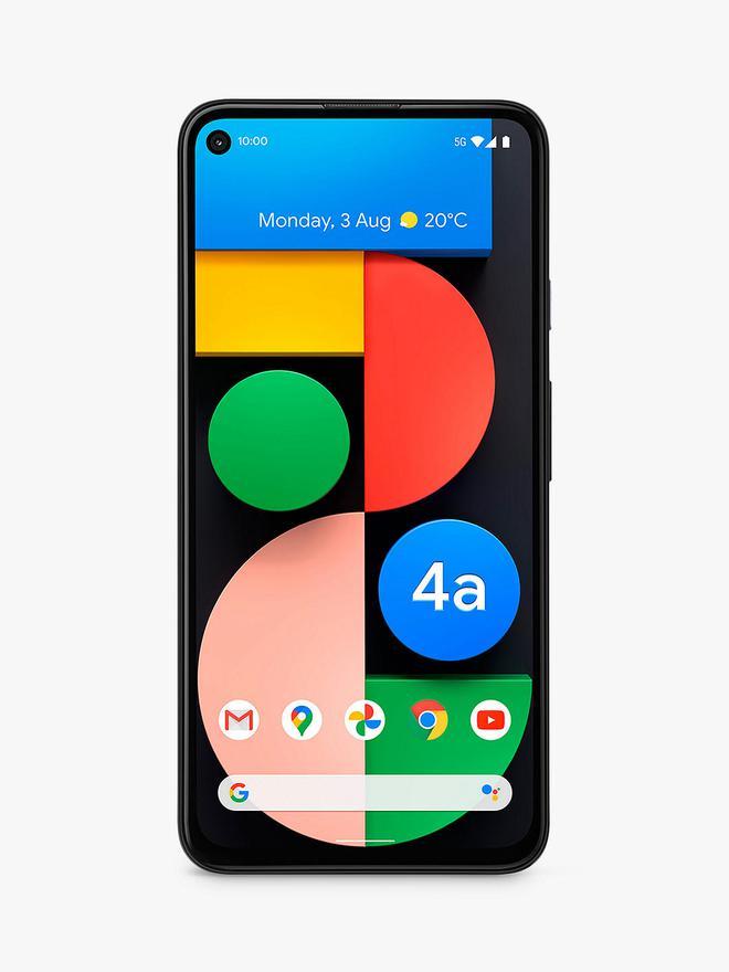 Pixel 4a 5G ra mắt: Snapdragon 765G, camera giống Pixel 5, màn hình và pin lớn hơn, giá 499 USD - Ảnh 2.