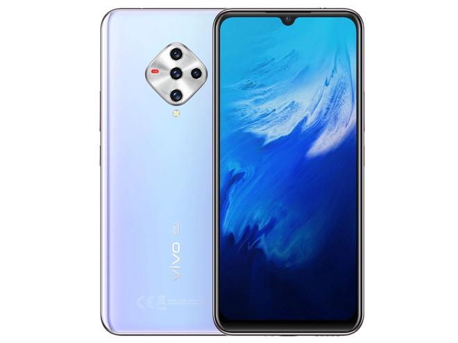 Vivo X50e 5G ra mắt: Snapdragon 765G, 4 camera sau 64MP, sạc nhanh 33W, giá 11.2 triệu đồng - Ảnh 1.