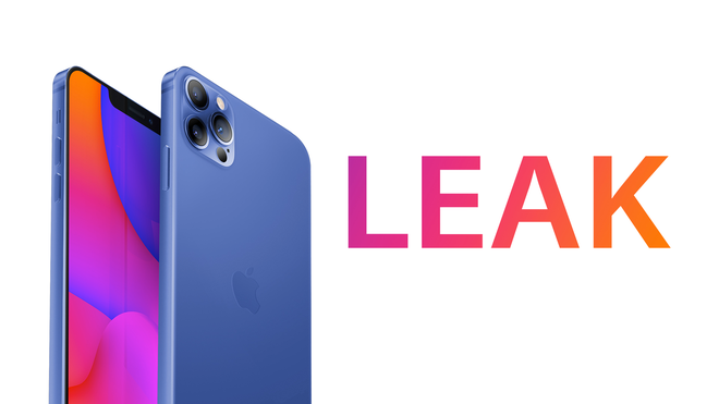 Thông tin về iPhone 12 lộ diện: Giá từ 699 USD, hai bản giá rẻ lên kệ trước, bản Pro tháng 11 mới bán - Ảnh 1.